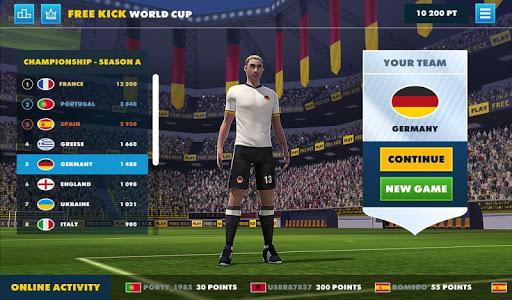 SOCCER FREE KICK WORLD CUP 17  screenshots 12