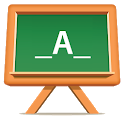 Learn letters for spelling bee icon