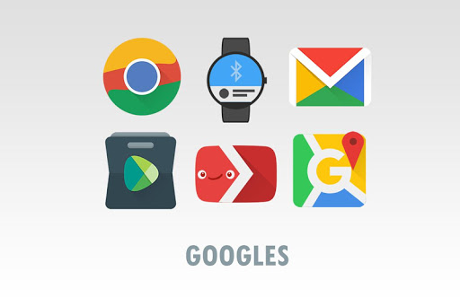 Dream UI- Icon Pack Apps for Android screenshot