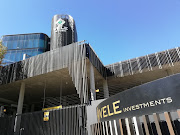 The offices of Vele Investments, majority shareholder of VBS Bank on Grayston Drive, Sandton.