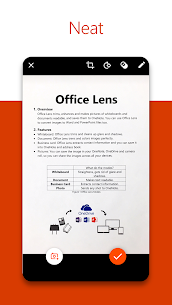 Microsoft Office Lens – PDF Scanner App Latest Version Download For Android and iPhone 2