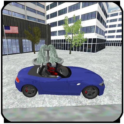 Convertible Super Car Parking