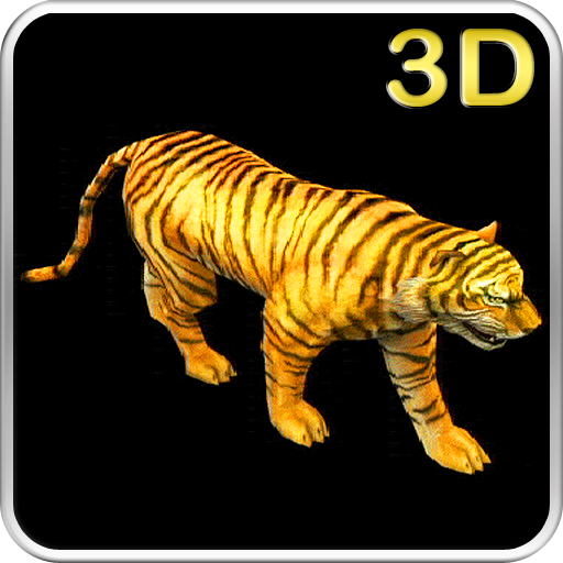 Tiger on my screen Icon