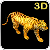 Tiger on my screen