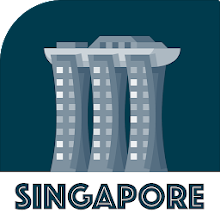 SINGAPORE City Guide Offline Maps and Tours Download on Windows