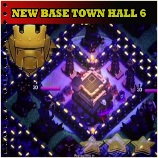 New coc base town hall 6 1.0 screenshots 1