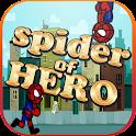 Spider Hero Subway Adventure icon