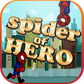 Spider Hero Subway Adventure