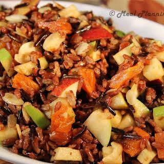Autumn Harvest Salad.