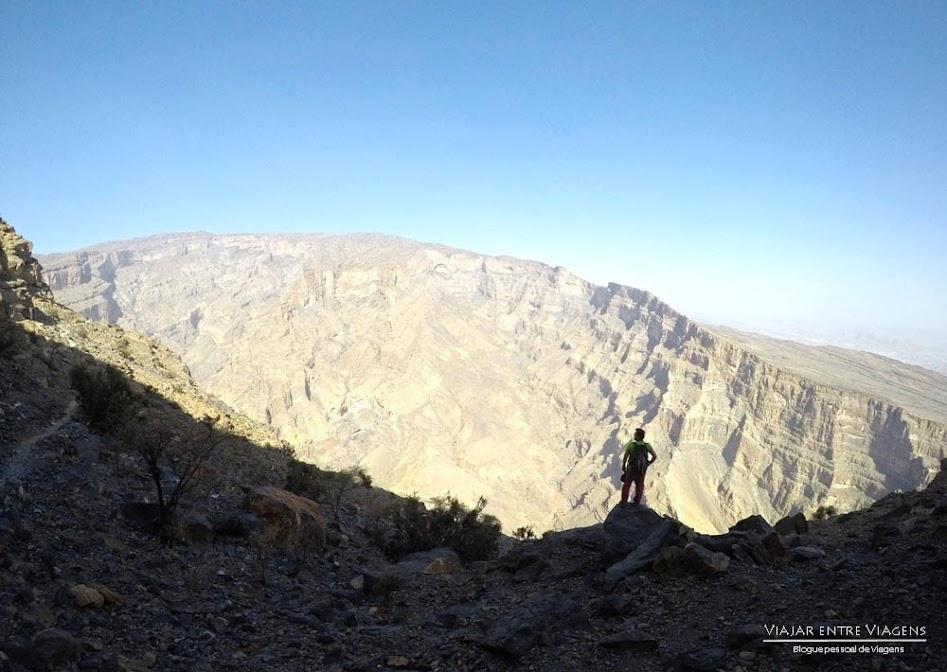 Os melhores treks de Omã | Trilhos e percursos pedestres