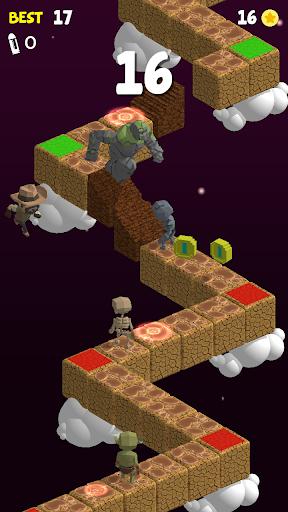 Runner Fantasy - New Games 2020 screenshots 8