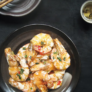 Chinese Salt Pepper Prawns/ Shrimps Recipe 椒盐虾