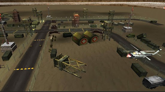 Nuclear Warhead Transporter screenshot