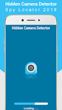 Hidden Camera Detector:: Spy Locator 2019 screenshot thumbnail
