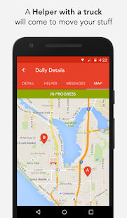 Dolly: Find Movers, Delivery & More On-Demand - náhled