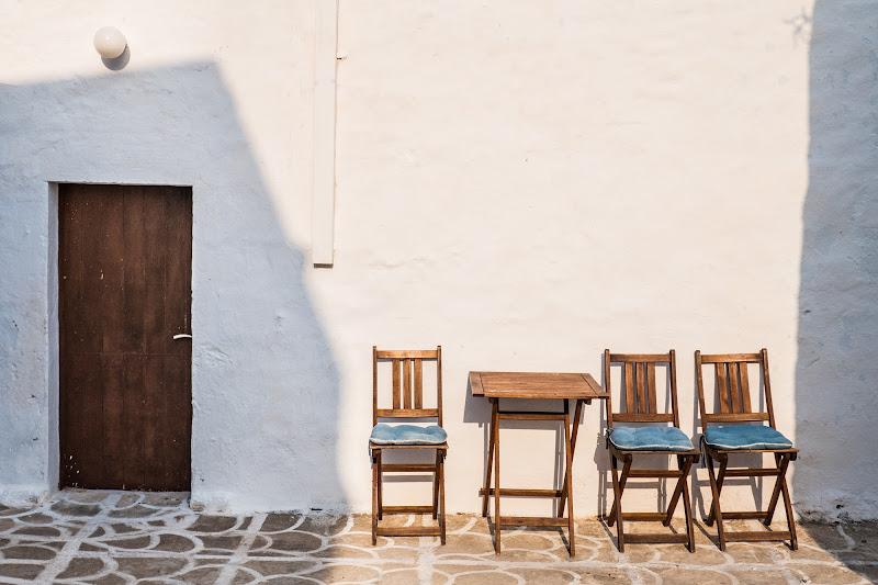 Pigro pomeriggio greco di ilariucci