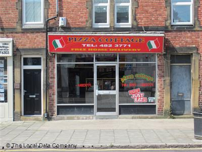 Pizza Cottage On Durham Road Pizza Takeaway In Low Fell