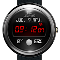 Digital Weather Watchface