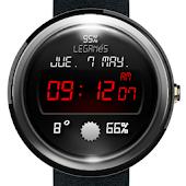 Digital Weather Watchface