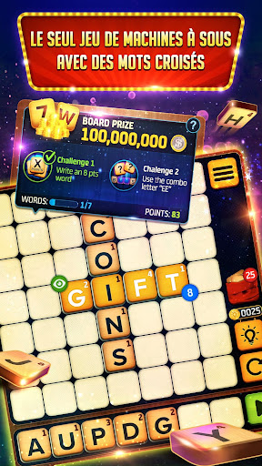 Vegas Downtown Slots™ - Slot Machines & Word Games screenshot 7