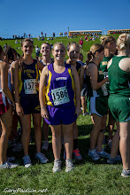 Photo: JV Girls 44th Annual Richland Cross Country Invitational  Buy Photo: http://photos.garypaulson.net/p110807297/e46ce811a