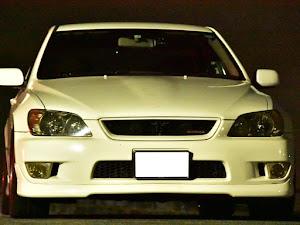 アルテッツァ SXE10 RS H15年式のカスタム事例画像 まめひろさんの2018年09月13日22:29の投稿
