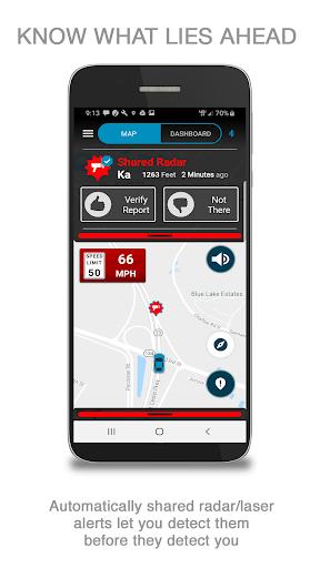 Escort Live Radar 3.1.56 screenshots 3