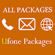 Ufone Packages: Call, SMS & Internet Packages 2019 for PC-Windows 7,8,10 and Mac