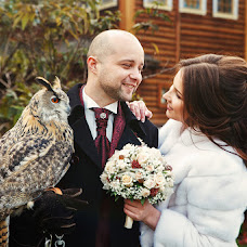 Wedding photographer Vladimir Budkov (BVL99). Photo of 04.11.2017