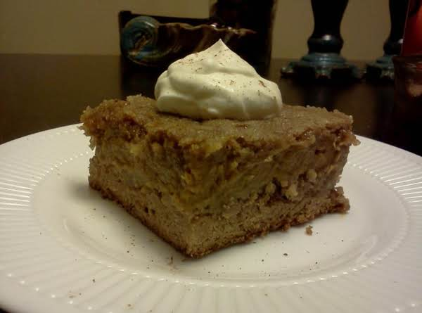 3 Layer Pumpkin Dump Cake Recipe