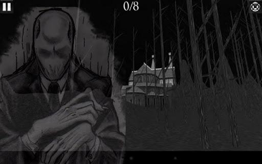 Slenderman Dark City