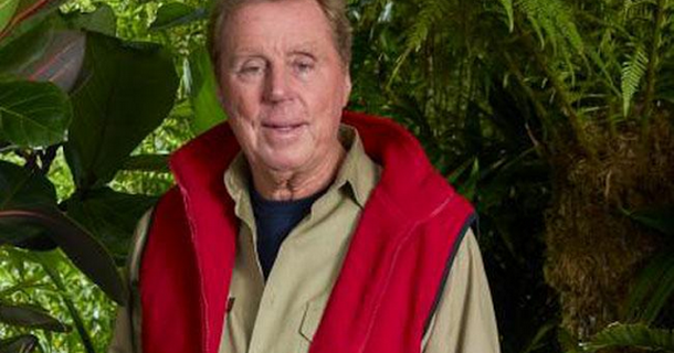 Jamie Redknapp: I'm going to vote Harry Redknapp off I'm A Celebrity... Get Me Out of Here