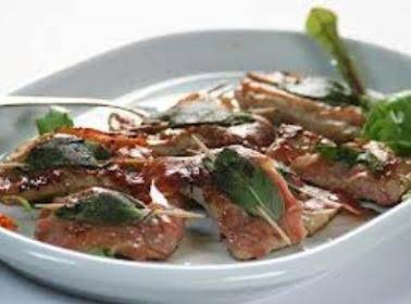Saltimbocca Romana Recipe