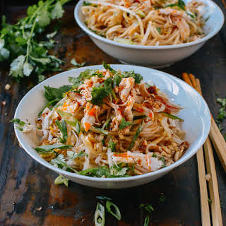 Shredded Chicken And Noodles Recipes.
