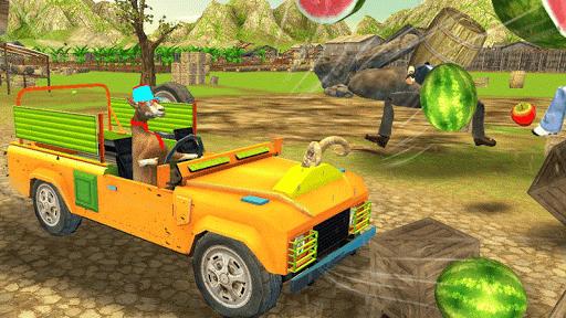 Goat Simulator Free  screenshots 5