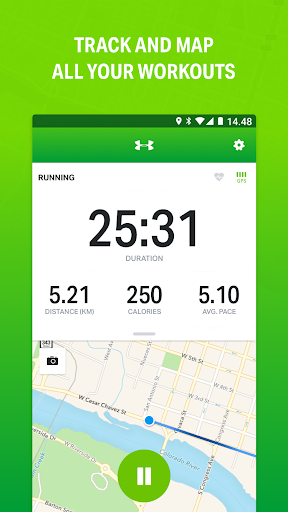 Endomondo - Running & Walking screenshot 1