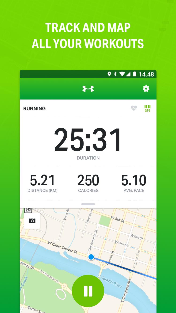 Endomondo - Running & Walking Screenshot