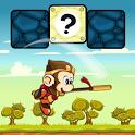 Super Monkey Rush World Runner Mobil Platform Game icon