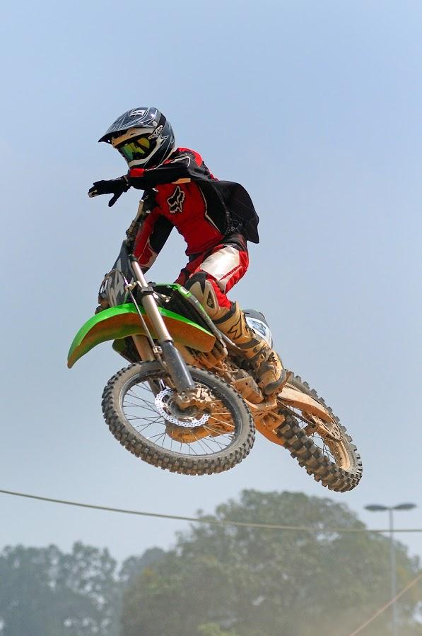motocross by Saiful Bahri Bidin - Sports & Fitness Motorsports ( extreme games, high, stunt, freestyle, jump )