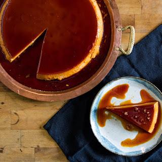 Double-Caramel Flan Recipe