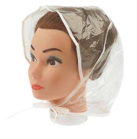 Regnhätta i plast
