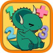 DinoAdd -addition puzzle-