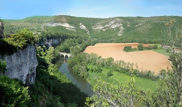 Photo: Gorges de l'Aveyron