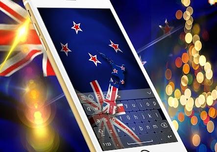 New Zealand Keyboard 2018 - náhled