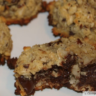 Hazelnut Chocolate Coconut Cookies (paleo/gluten-free)