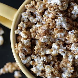 Churro Caramel Popcorn.