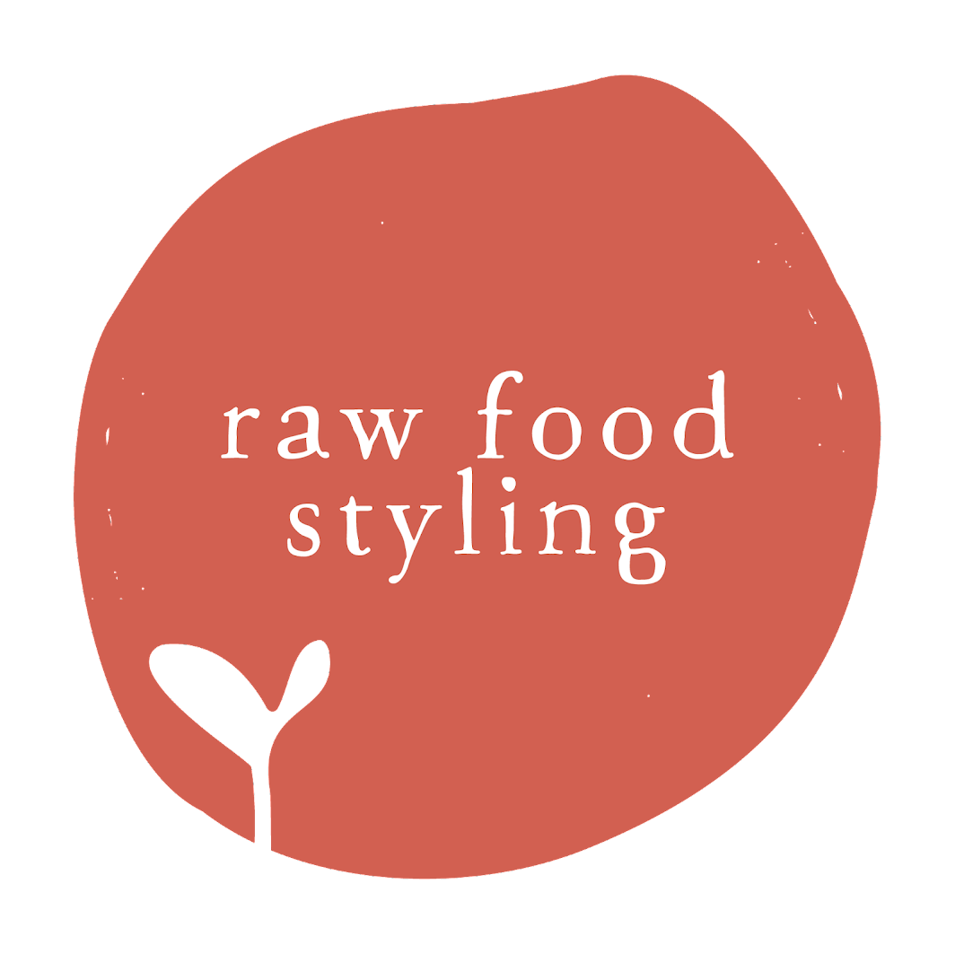 Raw Food Styling Icon