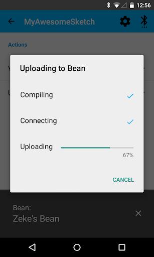 Bean Loader - LightBlue Bean  screenshots 4