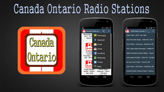 how to start an internet radio station in canada