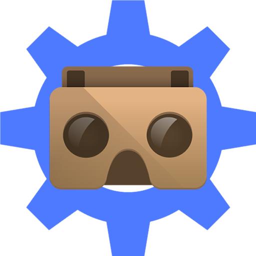 VR Desktop Cardboard - GearVR